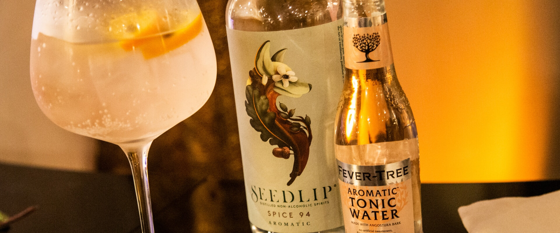 Seedlip Drink