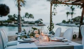 Baoase Table Setting Wedding