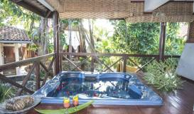 Honeymoon Suite Private Jacuzzi