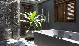 Bathroom Private Pool Villa outdoor